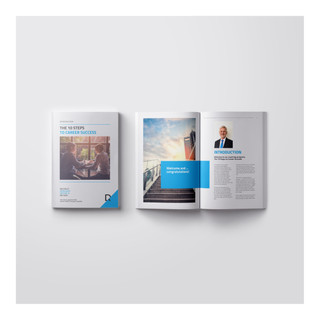 David Reddin   Publication Design