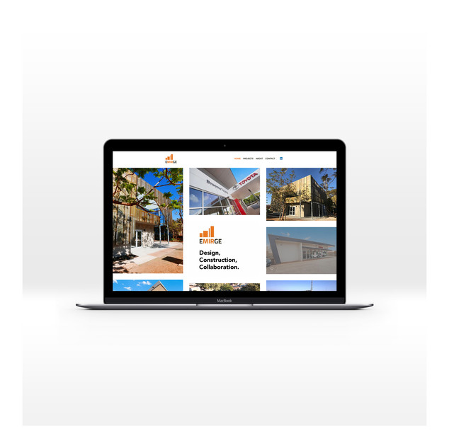 Emirge | Website Design