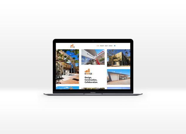 Emirge - Website Design