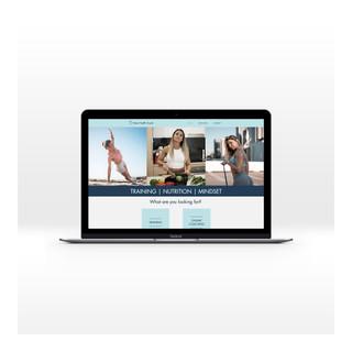 Kasia Health Coach   Website Design