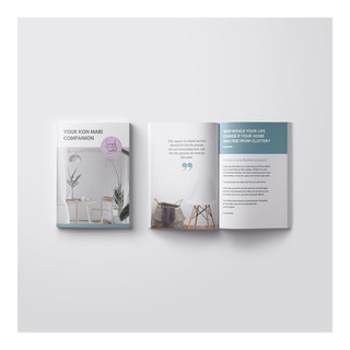 Simply Sorted | Publication Design