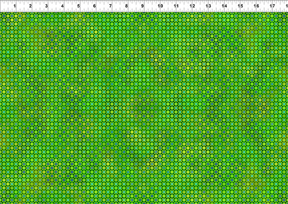 In The Beginning Green Dots