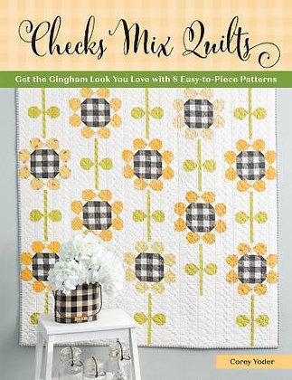 Checks Mix Quilts - Quilt Book