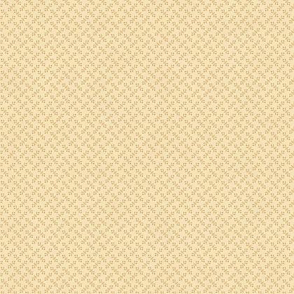 Henry Glass Linen Closet Foulard Design - Cream