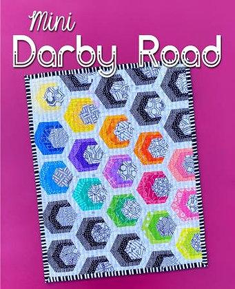 Mini Darby Road - PAPER pattern