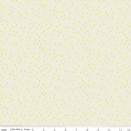 Riley Blake Midsummer Meadows Dappled - Cream