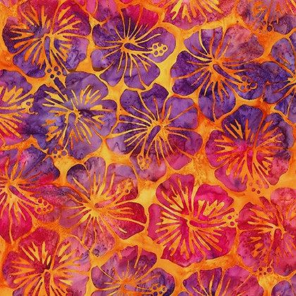 Robert Kaufman Artisan Batiks Totally Tropical - Sunburst