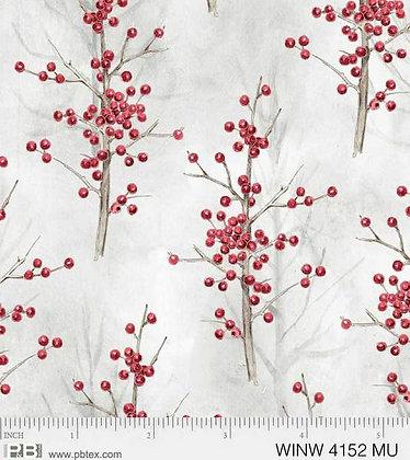 P&B Winter Wonderland Tree Berries - Multi