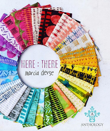 Windham Fabrics Here: There 34  Fat Quarter Bundle