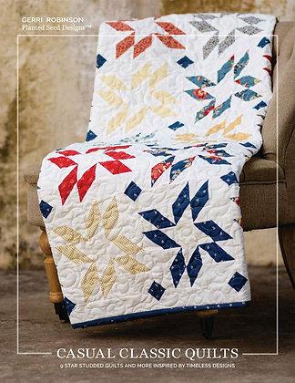 Gerri Robinson Casual Classic Quilts Book
