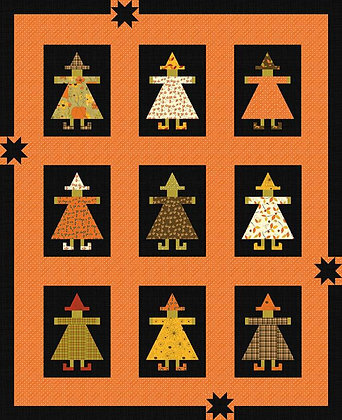 Riley Blake Give Thanks - Casual Friday Project Pattern
