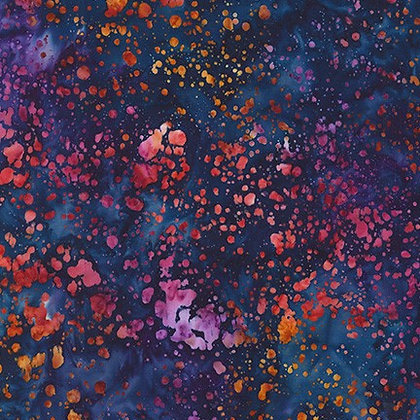 Robert Kaufman Artisan Batiks Make a Splash - Multi