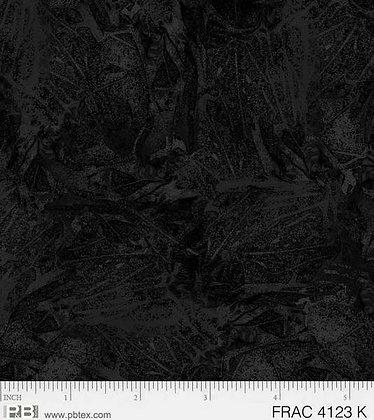 P&B Textiles Fracture - Ebony