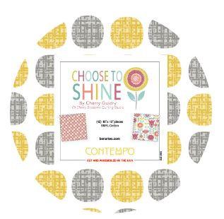 Benartex Choose To Shine 10 inch stack