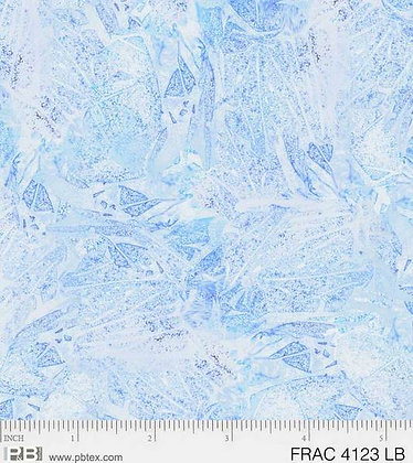 P&B Textiles Fracture - Sky