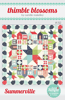 Summerville - PAPER pattern