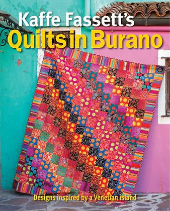 Quilts In Burano - Quilt Book