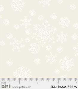 P&B Ramblings 6 Snowflakes