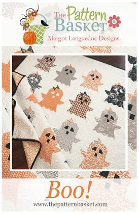 Boo! - PAPER pattern