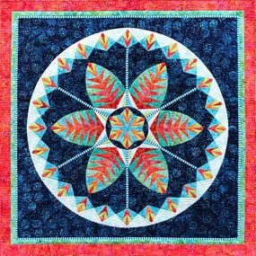 Jacqueline De Jonge Botanica Quilt Kit