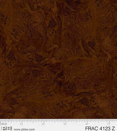 P&B Textiles Fracture - Brown