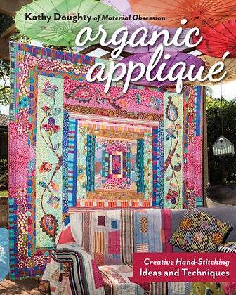 Organic Applique - Quilt Book