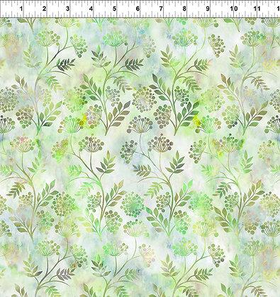 In The Beginning Floragraphix V Sprigs - Green