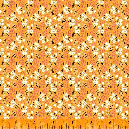 Windham Cora Mini Floral - Orange
