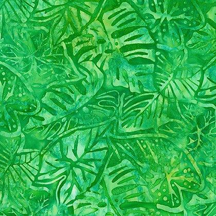 Robert Kaufman Artisan Batiks Totally Tropical - Island Green