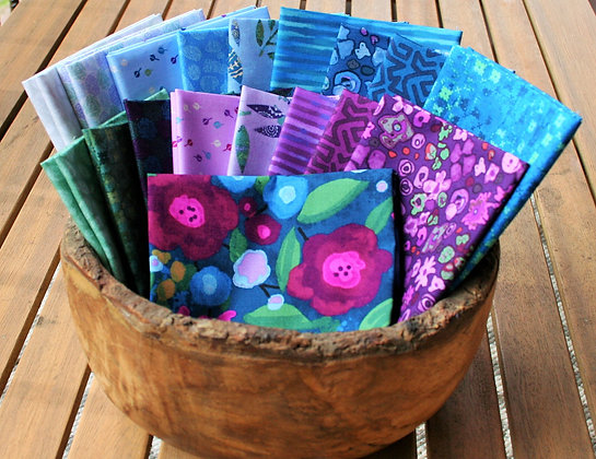 Marcus Las Flores Fat Quarter Bundle