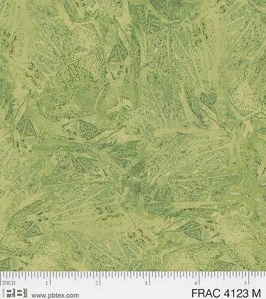 P&B Textiles Fracture - Olive
