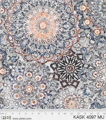 P&B Textiles Kashmir Kaleidoscope - Kaleidoscope Multi
