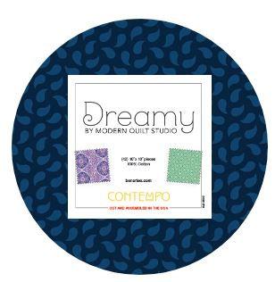 Benartex Dreamy 10 inch stackers