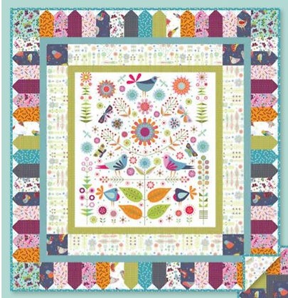 Summer Sampler Free Pattern