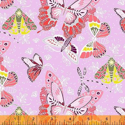 Windham Aerial Flock - Lilac