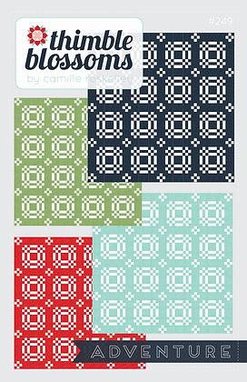Advennture - PAPER pattern