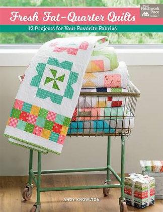 Fresh Fat Quarter Quilts - Quilt Book