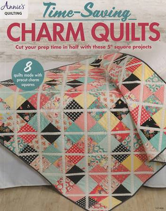 Time-Saving Charm Quilts - Quilt Book