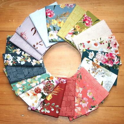 Windham Fabrics Wildflowers Fat Quarter Bundle