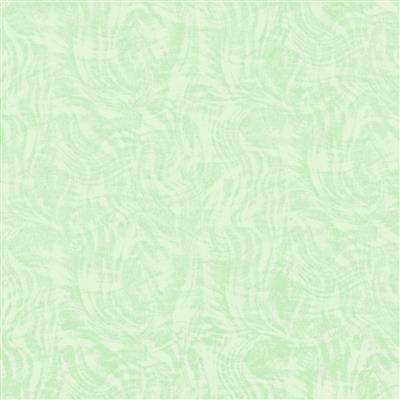 Clothworks Impressions Moire II - Light Mint