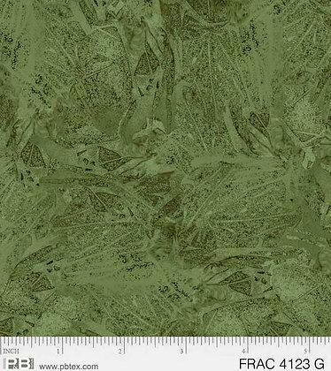 P&B Textiles Fracture - Green