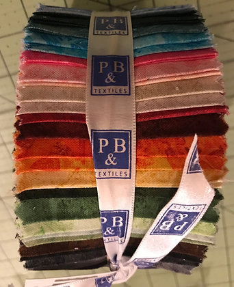 P&B Textiles Fracture 2.5 inch Strips