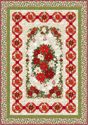 P&B Textiles Rejoice Quilt - Free Pattern