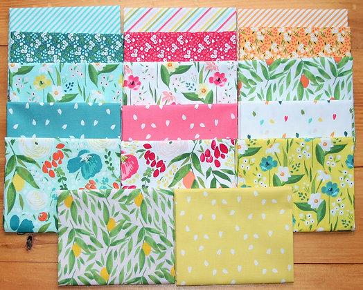 Windham Fabrics Cora Fat Quarter Bundle