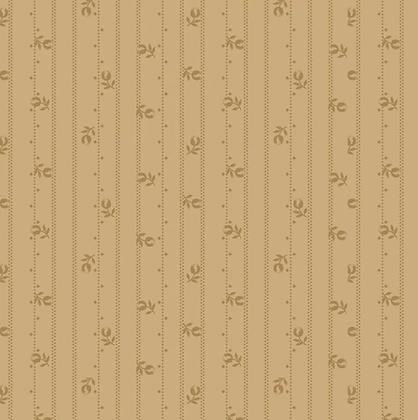 Henry Glass Linen Closet Floral Stripes - Toast