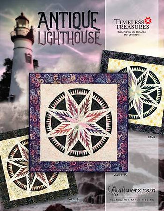 Antique Lighthouse - PAPER pattern