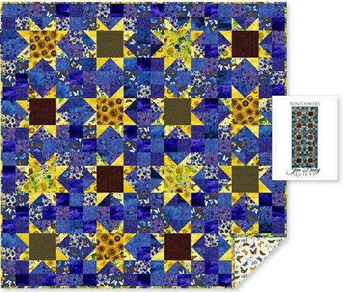Sunflowers - PAPER pattern