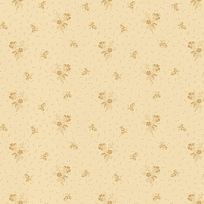 Henry Glass Linen Closet Floral Ditzy - Cream