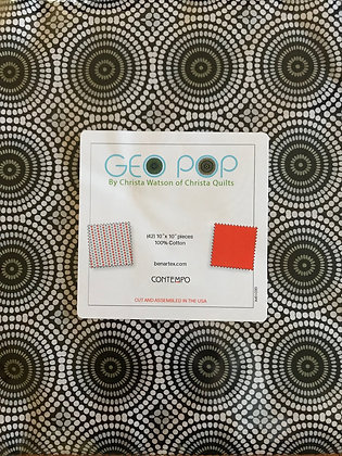Contempo Geo Pop 10 inch stackers