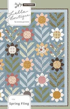 Spring Fling - PAPER pattern